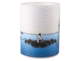 Moomin Candle, 12cm, Mellow Wind