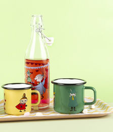 ENAMEL MUG 2,5DL LITTLE MY