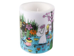 Moomin Candle, 12cm, Trip to the pond