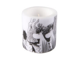 Moomin Candle, 8cm, Secret place