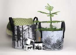Nordic Storage Basket The Fern 17L