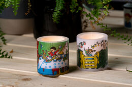 Pippi Candle At the Gate 8cm