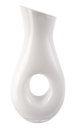 O-pitcher, 1,3L, white