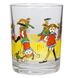 Pippi Drinking Glass Pippi Longstocking 20cl