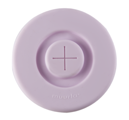Silicone lid, light pink