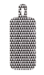 Cutting/serving board, ZIG ZAG, 13x33 cm