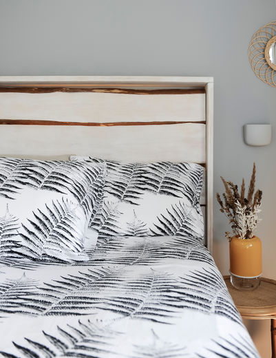 Duvet Cover + Pillow Case The Fern