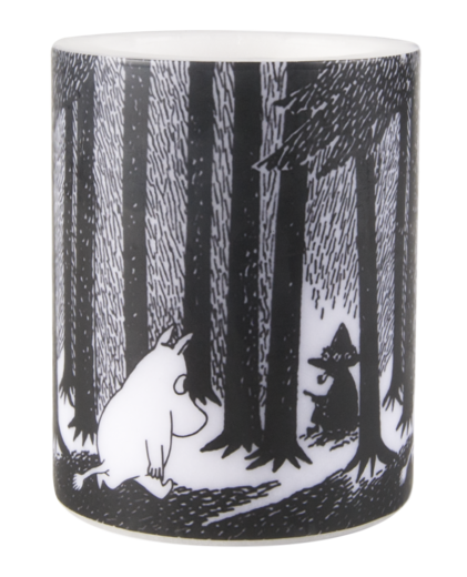 Moomin Candle, 12cm, Campfire