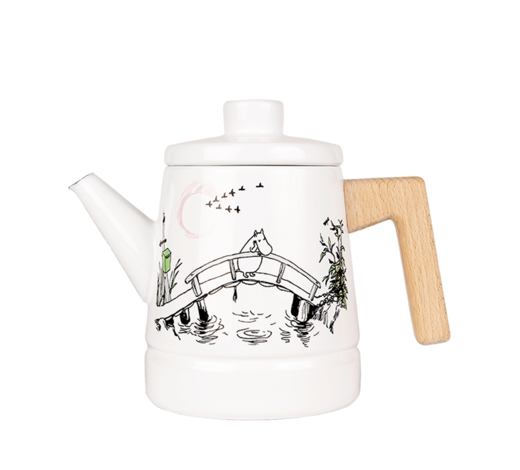 Moomin Originals Enamel Pot Missing You 1,6L