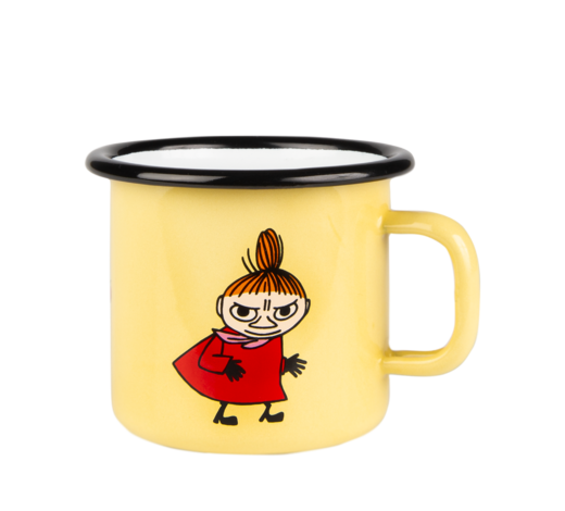 Moomin Enamel Mug Little My 2,5dl