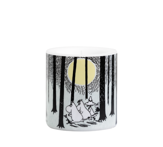 Moomin Candle In the Woods 8cm