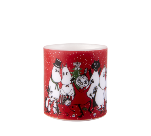 Moomin Candle Winter Magic 8cm