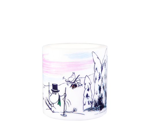 Moomin Candle Winter 8cm