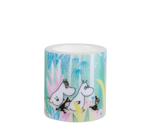 Moomin Candle Moomins in the Jungle 8cm