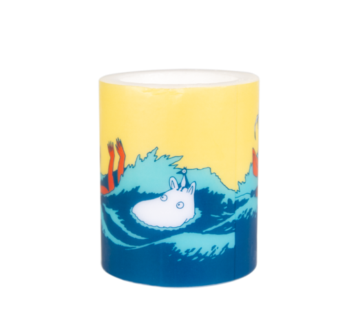 Moomin #oursea Candle 12cm