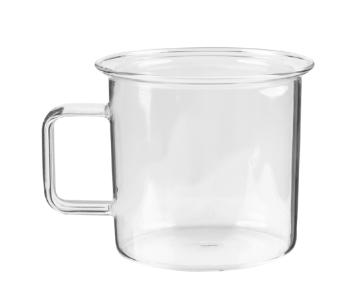 The Mug, 3,5 dl, transparent