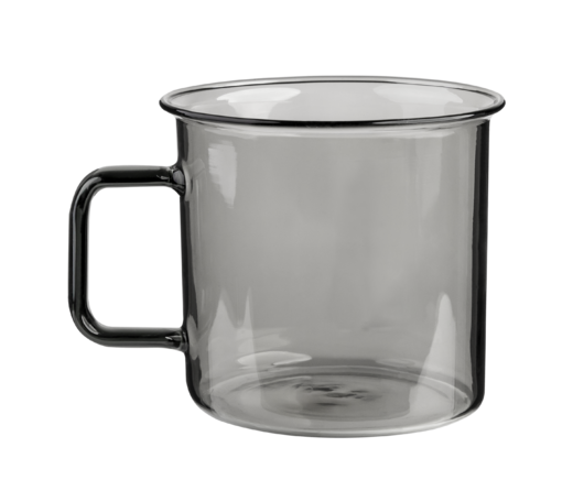 The Mug, 3,5 dl, grey