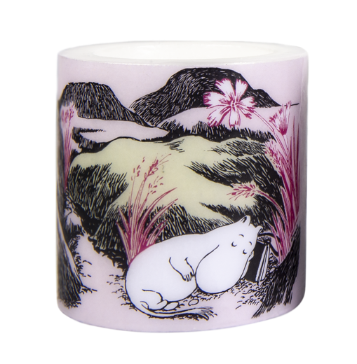 Moomin Originals Candle Nap at the Meadow 8cm