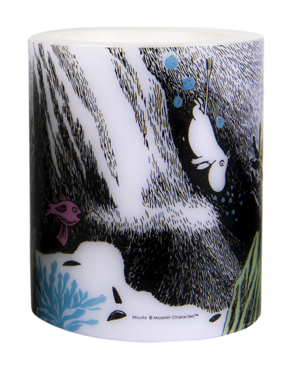 Moomin Originals Candle The Dive 12cm