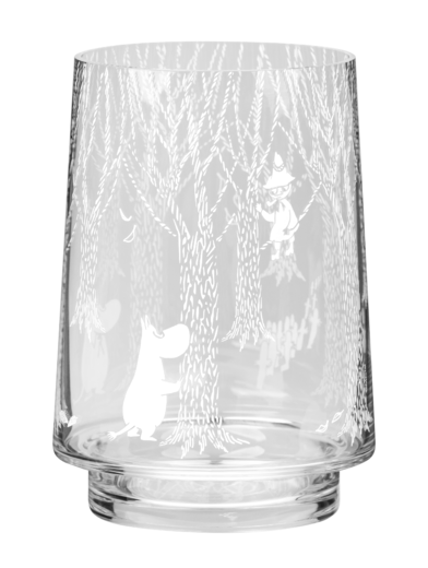 Moomin Candle Lantern/Vase In the Woods 20cm