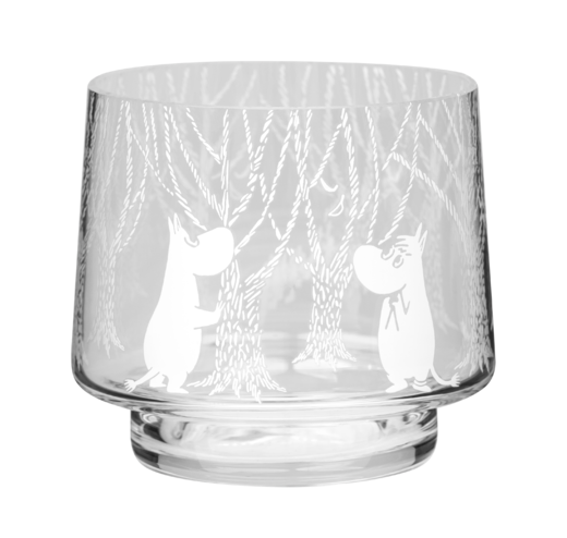 Moomin Tea Light Holder/Bowl In the Woods 8cm