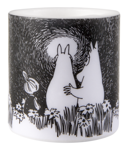 Moomin Candle, 8cm, Moonlight
