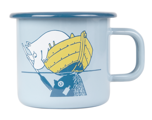 #OURSEA Enamel mug 3,7 dl