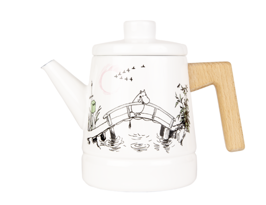 Moomin Originals Enamel Pot, 1,6 L, Missing You