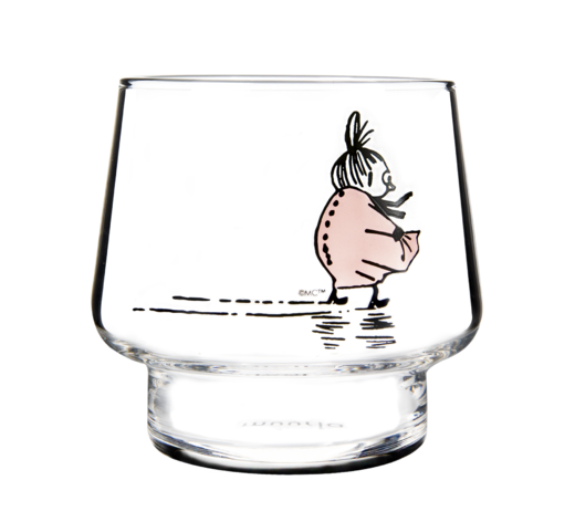 Moomin Originals Candle holder, 8 cm, The Strong-willed