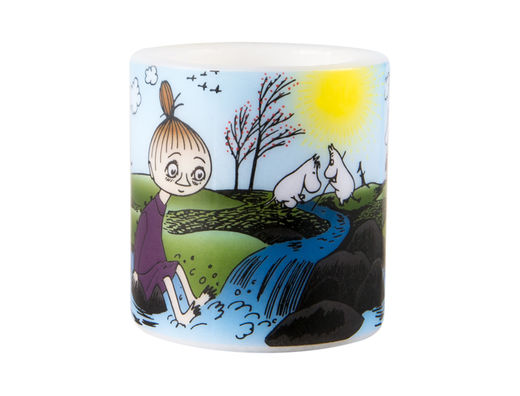 Moomin Candle, 8cm, Spring