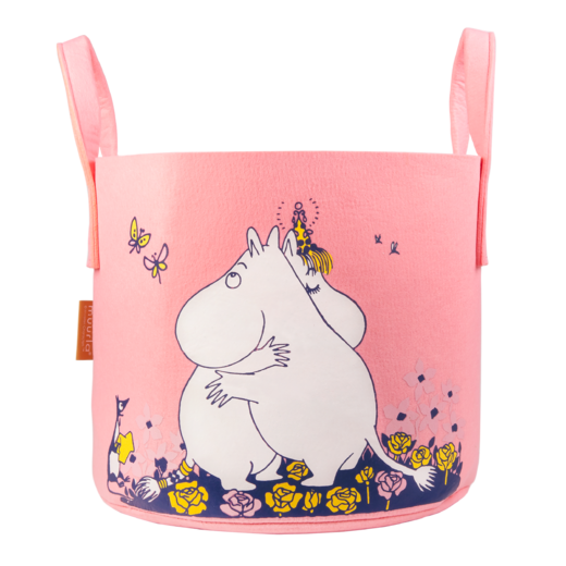 Moomin Storage Basket, The Hug, 30 L