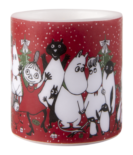 Moomin Candle, 8 cm, Winter Magic