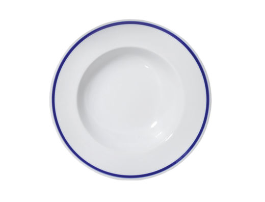 The Cottage of Four Winds porcelain soup plate, 23,5cm