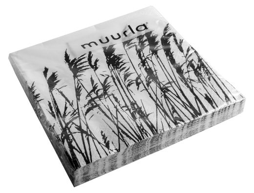 Nordic dinner napkin, 33x33cm, The Reeds