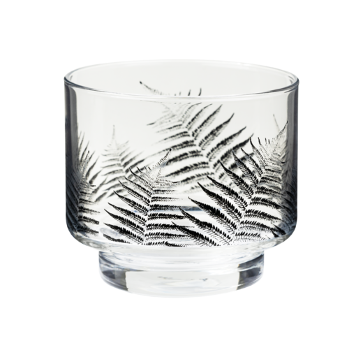 Nordic Candle holder/bowl, 8 cm, The Fern