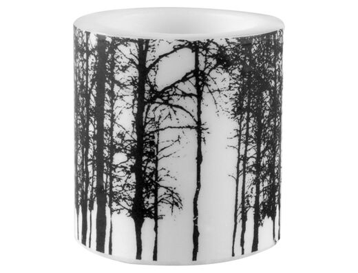 Nordic candle, 8cm, The Forest