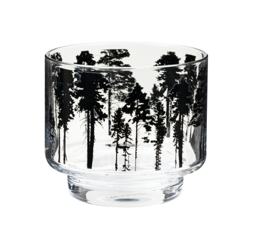 Nordic Candle holder/bowl, 8 cm, The Forest