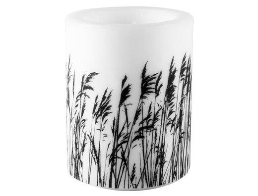 Nordic candle, 12cm, The Reeds