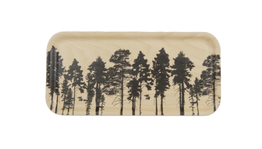 Nordic Tray, 27x13 cm, The Forest