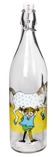 Pippi Glass Bottle, 1 L