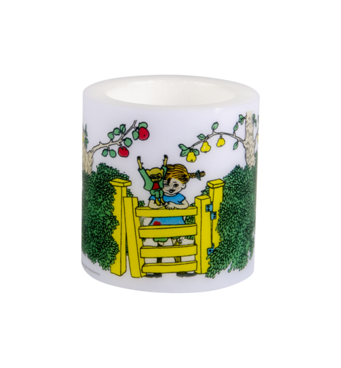 Pippi Candle, 8 cm, At the Gate