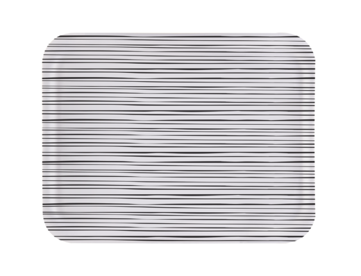 Muurla Won't slip tray, Stripes