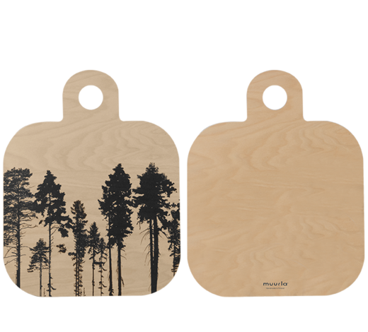 Nordic C&S -board The Forest 25x32cm