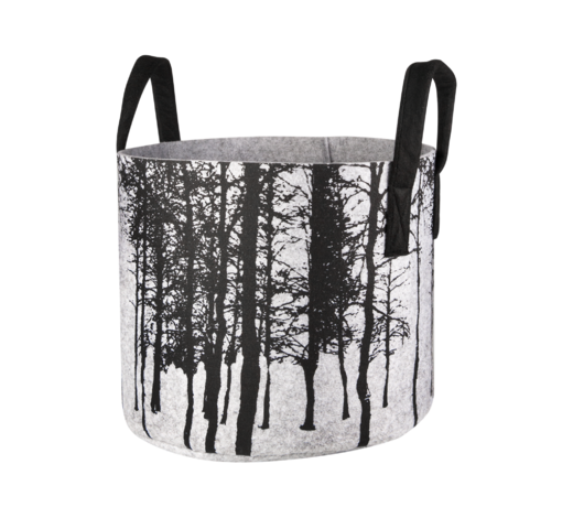 Nordic Storage Basket The Forest 30L