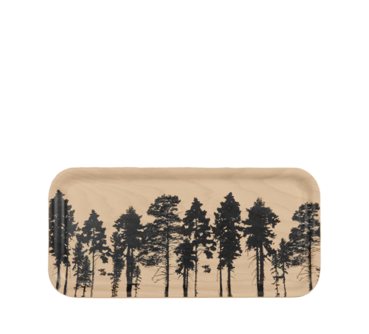 Nordic Tray The Forest 27x13cm