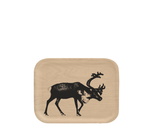 Nordic Tray The Reindeer 27x20cm