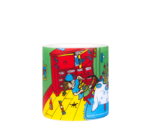 Pippi Candle Party 8cm