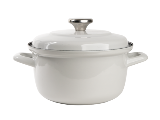 In the Kitchen with Vappu Casserole grey 3,0L